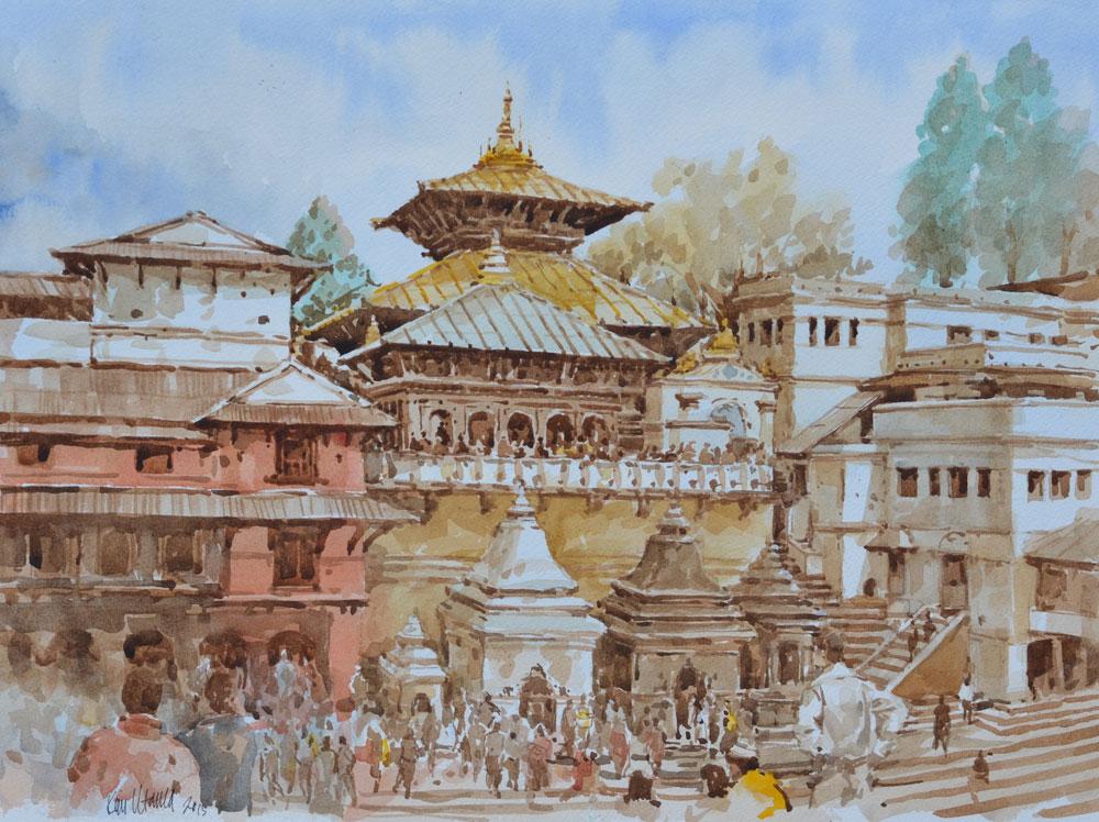 Pashupati, Kathmandu
